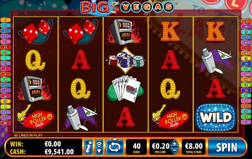 Slot gratis big