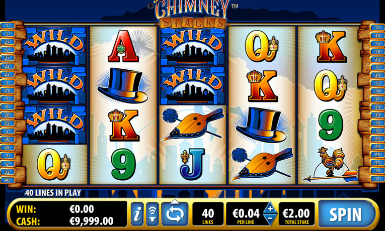 Chimney stacks bally slot game game