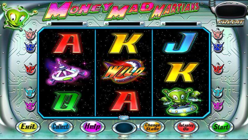 Money mad martians slot machine online download free casino games slot machines