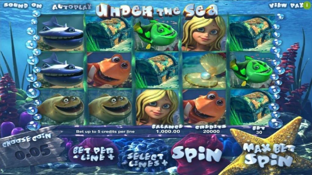 Spiele Under The Sea - Video Slots Online