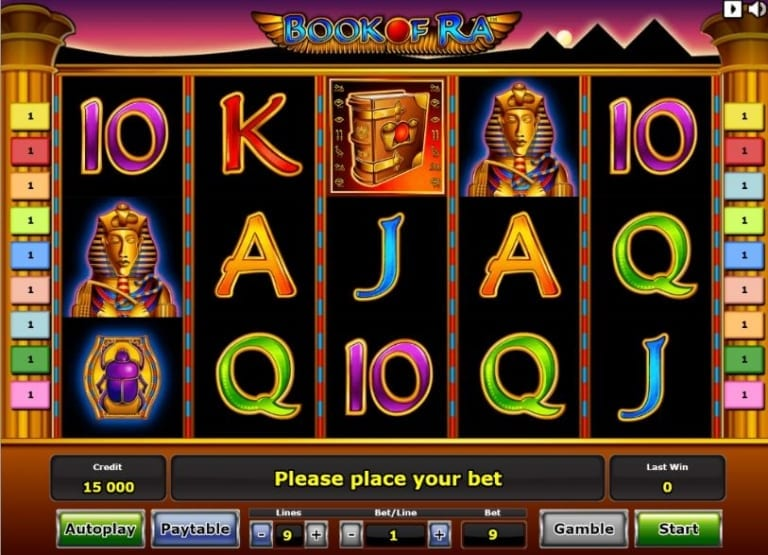 Book Of Ra Freegames Online