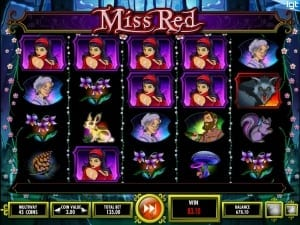 Miss Red Win