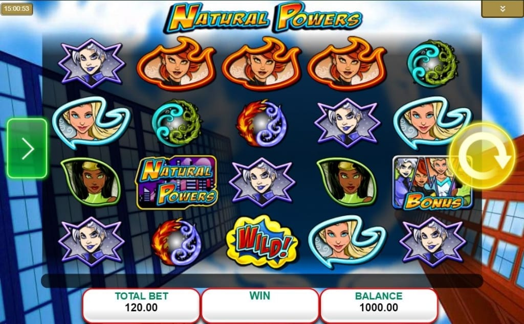 Spiele Natural Powers - Video Slots Online