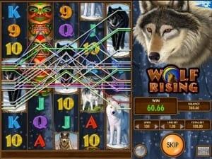 Wolf Rising Win