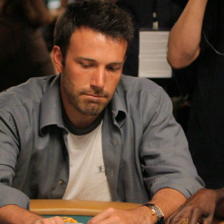 Actor Ben Affleck Spotted At Wynn Resort In Las Vegas Signaling A Return To The Gaming Table