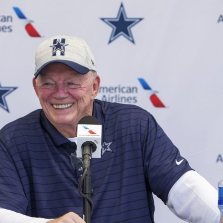 Legal Sports Wagering Assured in Texas, Jerry Jones Declares