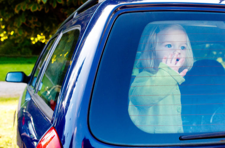 Players and Gamblers at Pennsylvania's Casino Lots Continues to Leave Children in Hot Cars