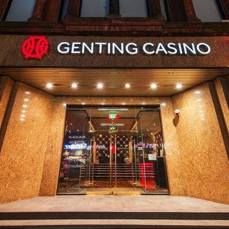 Scotland's Genting Casino Robbed by Knife-Pointing Thief, Heists Thousands of Pounds