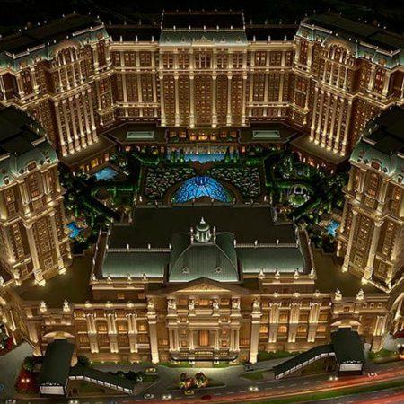 SJM Resorts Moving VIP Baccarat Tables to Grand Lisboa Palace