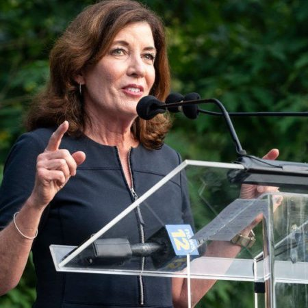 Incoming New York Governor Kathy Hochul Close Ties to Gaming Industry