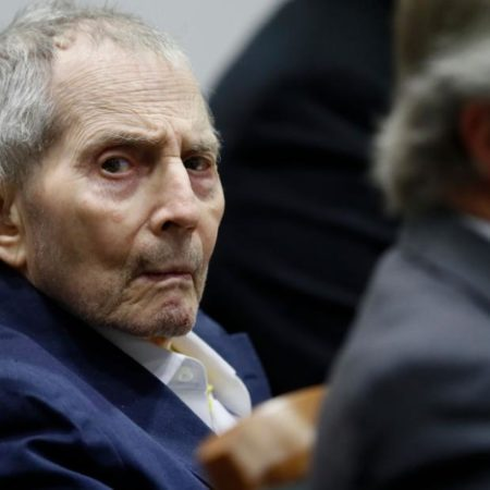 Durst Denies Murdering Las Vegas Casino Operator's Daughter